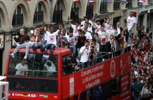 Bus du stade de Reims