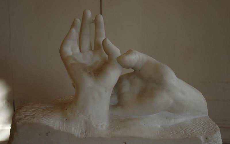 «Les mains d'Elsa» de Louis Aragon