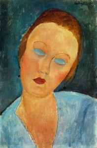 portrait-of-madame-survage-1918