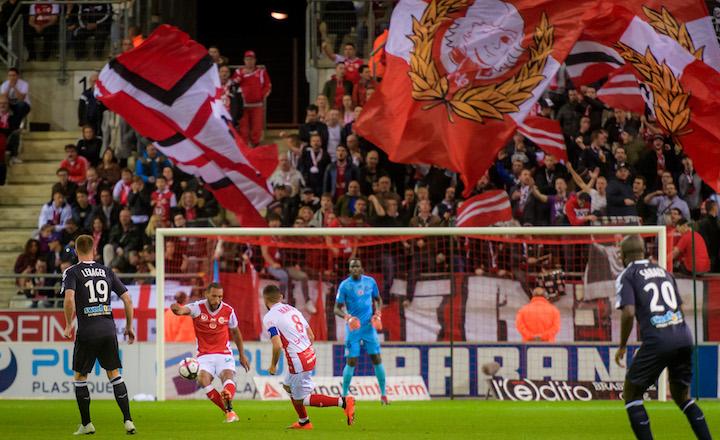 Reims-Bordeaux, de l'envie mais un score amer