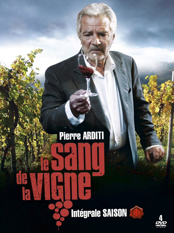 Dans la série «Le sang de la vigne», Noces d'or à Yquem de J-P Alaux et N. Balen